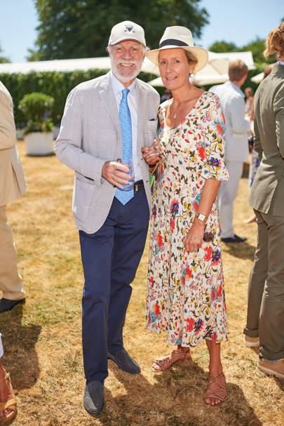 Viscount and Visountess Cowdray