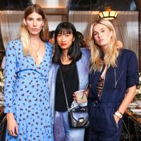 Veronika Heilbrunner, Mimi Xu and Camille Charriere
