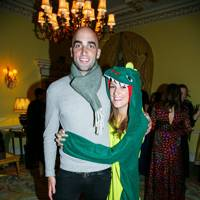 Drummond Money-Coutts and Sophia Money-Coutts
