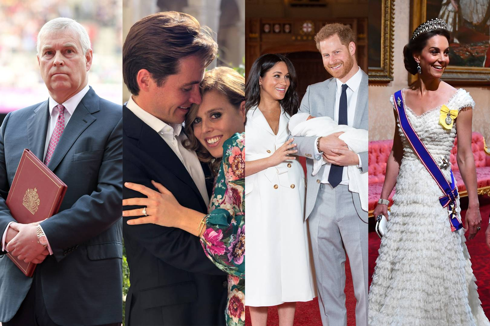 These were the biggest royal news stories of 2019