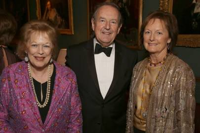 Lady Antonia Fraser, Sir Michael Pakenham and Lady Rachel Billington