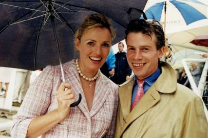 Mrs Jamie Osborne and Jamie Osborne
