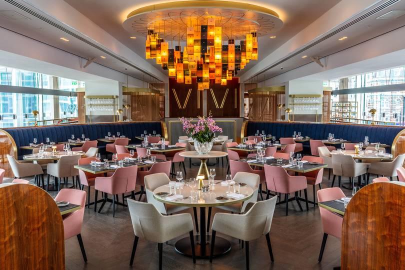 New Restaurant Vivi Brings The 1960s To Centre Point Tatler