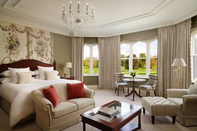 Is this former Earl's Manor the grandest hotel in Ireland?