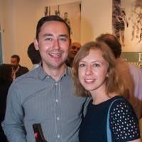 Jonathan Heaton and Rebekah Heaton