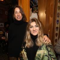 Natalie Kingham and Megan Reynolds