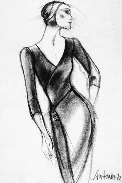 'Taxi Dress'