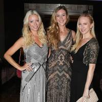 Denise Van Outen, Joss Stone and Rosie Nixon