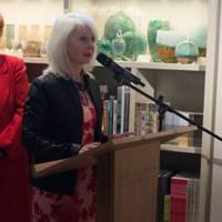 Lady Elizabeth Anson and Robin-Lee Hall