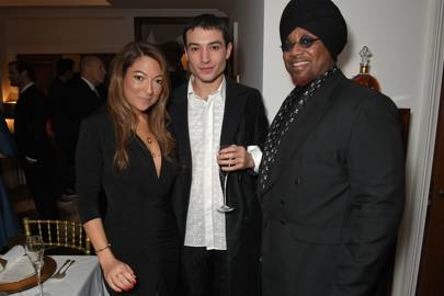 Bethani Stainfield-Bruce Pearmine, Ezra Miller and Rubee Mahboob
