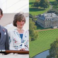 The Prince of Wales and Diana, Princess of Wales