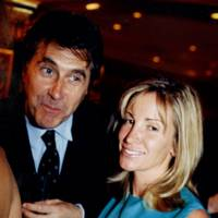 Bryan Ferry and Mrs Nick Cowan