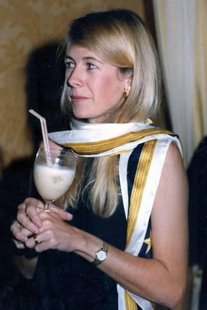 The Hon Mrs Rupert Montagu Scott