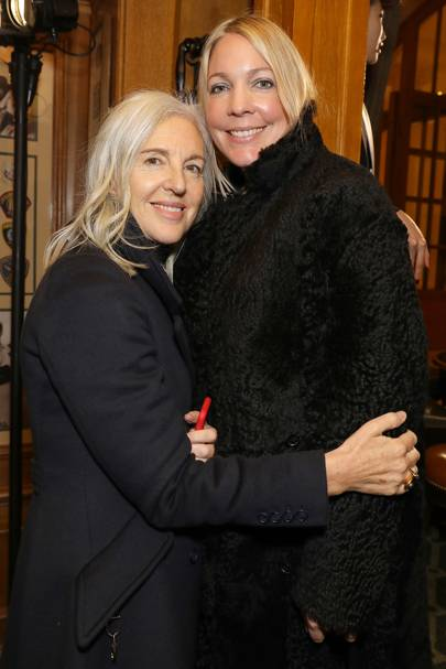 Ruth Chapman and Kate Blythe
