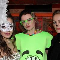 Ellie Sharpe, Georgia Davies and Gemma Janes