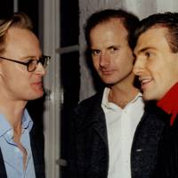 Peter Kemp-Welch, Hugh Godsall and Patrick Connor