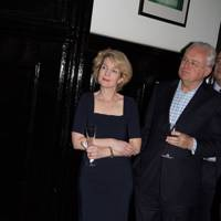 Jane Thynne and Martyn Lewis