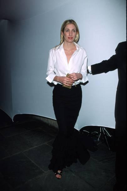 Carolyn Bessette Kennedy, 1999