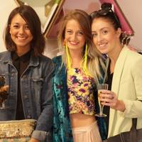 Luisa Falco, Charlotte Summers and Grace Smitham