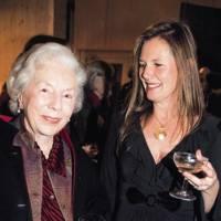 Lady Tania Compton and Mrs Martin McLaren