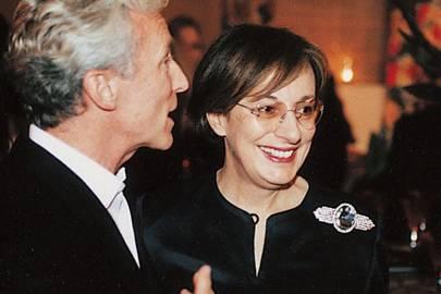 Gordon Campbell-Gray and Nina Campbell
