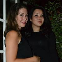 Dzena Dzonlic and Toyaki Glumorfi