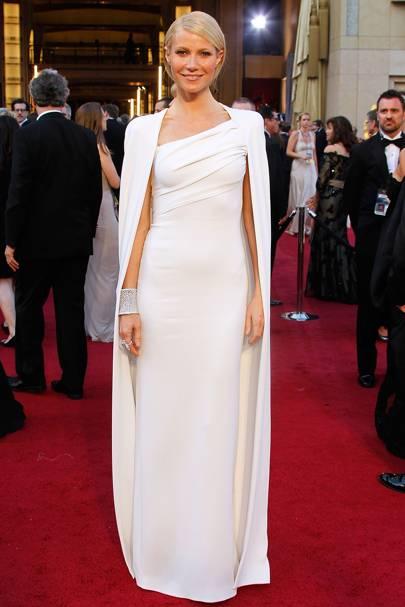 Gwyneth Paltrow wearing Tom Ford in 2012