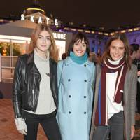 Eve Delf, Sam Rollinson and Charlotte Wiggins