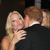 Denise Van Outen, Prince Harry and Joss Stone