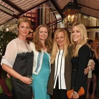 Aurore Ogden, Cecilia Mortimore, Astrid Harbord and Petrina Nystrom