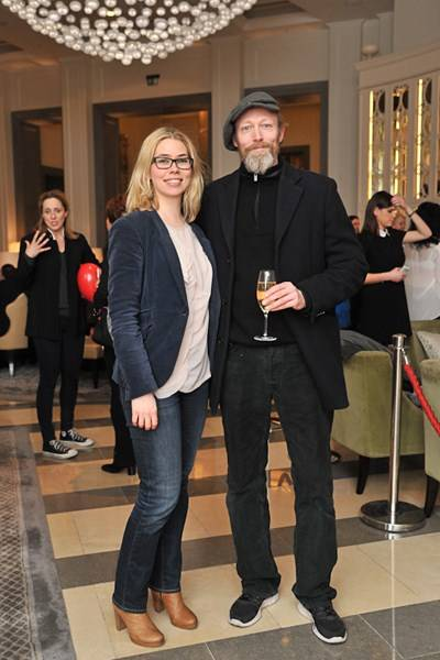 Birgitte Hjort Sorensen and Lars Mikkelsen