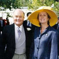 Robert Hall and Mrs Robert Hall