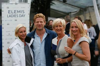 Denise Van Outen, James Norton, Mary Scott-Jackson and Kristen Lloyd