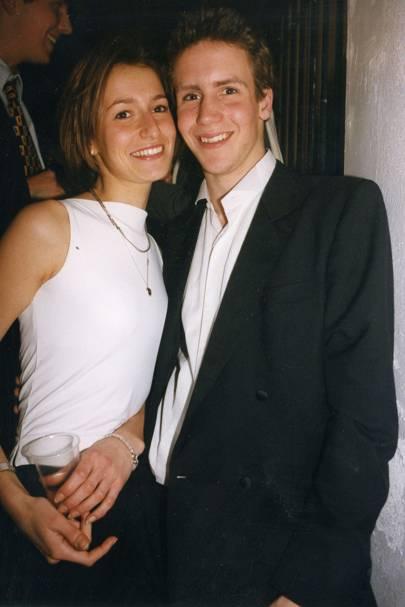 Caroline Lawson and Michael Lawson