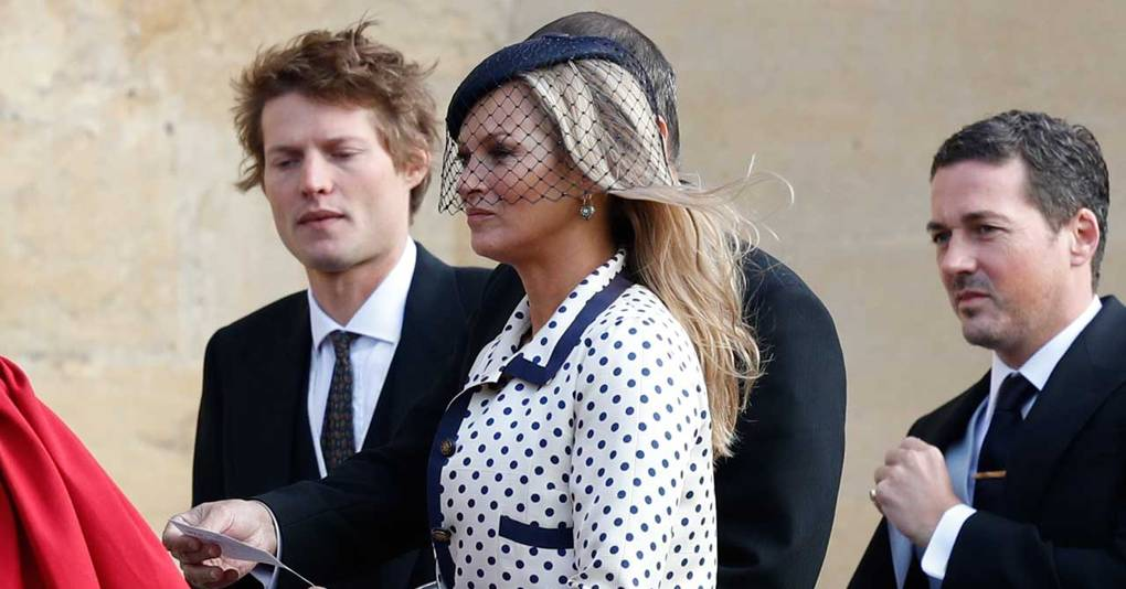 The Best Dressed Guests At The Wedding Of Princess Eugenie And Jack