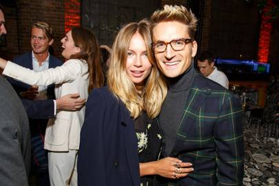Emma Louise Connolly and Ollie Proudlock
