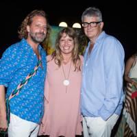 Lars Von Bennigsen, Serena Cook and Jay Jopling