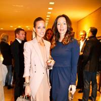 Carolina Gonzalez-Bunster and Zoe de Givenchy