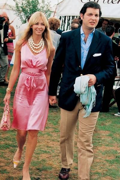 Amanda Cronin and Prince Casimir Zu Sayn-Wittgenstein-Sayn