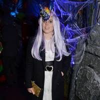 Princess Beatrice as a unicorn, 2018