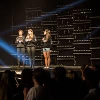 Amber Ahluwalia, Emma Phipkin and Emily Littlehales