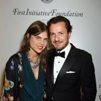 Carolyn Hodler and Sébastien Breteau