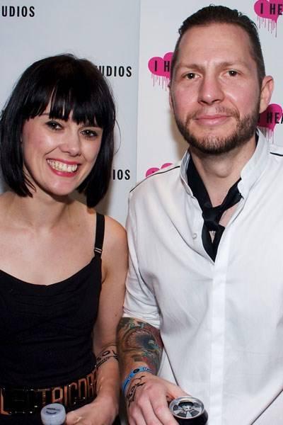 Emma Hampson-Jones and Luke Reynolds