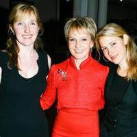 Natasha Ascott, Julia Samuel and Emily Samuel