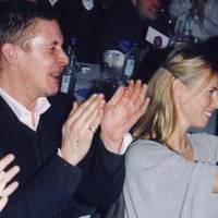Jake Gavin and Rachel Reavley