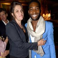 Tracey Emin and Tinie Tempah