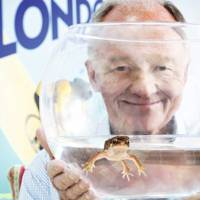 Ken Livingstone's newt, Che