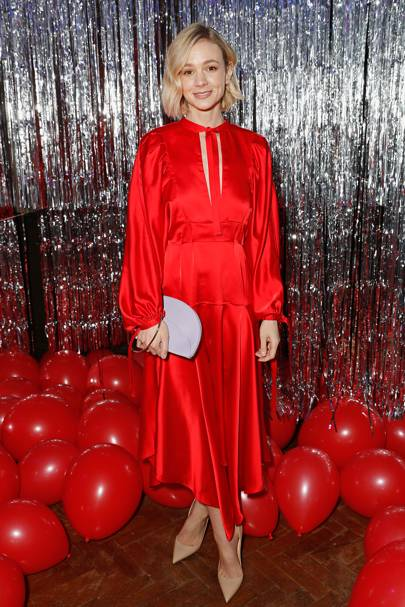 Wearing Self-Portrait at the Self-Portrait Store Opening After Party, 2017
