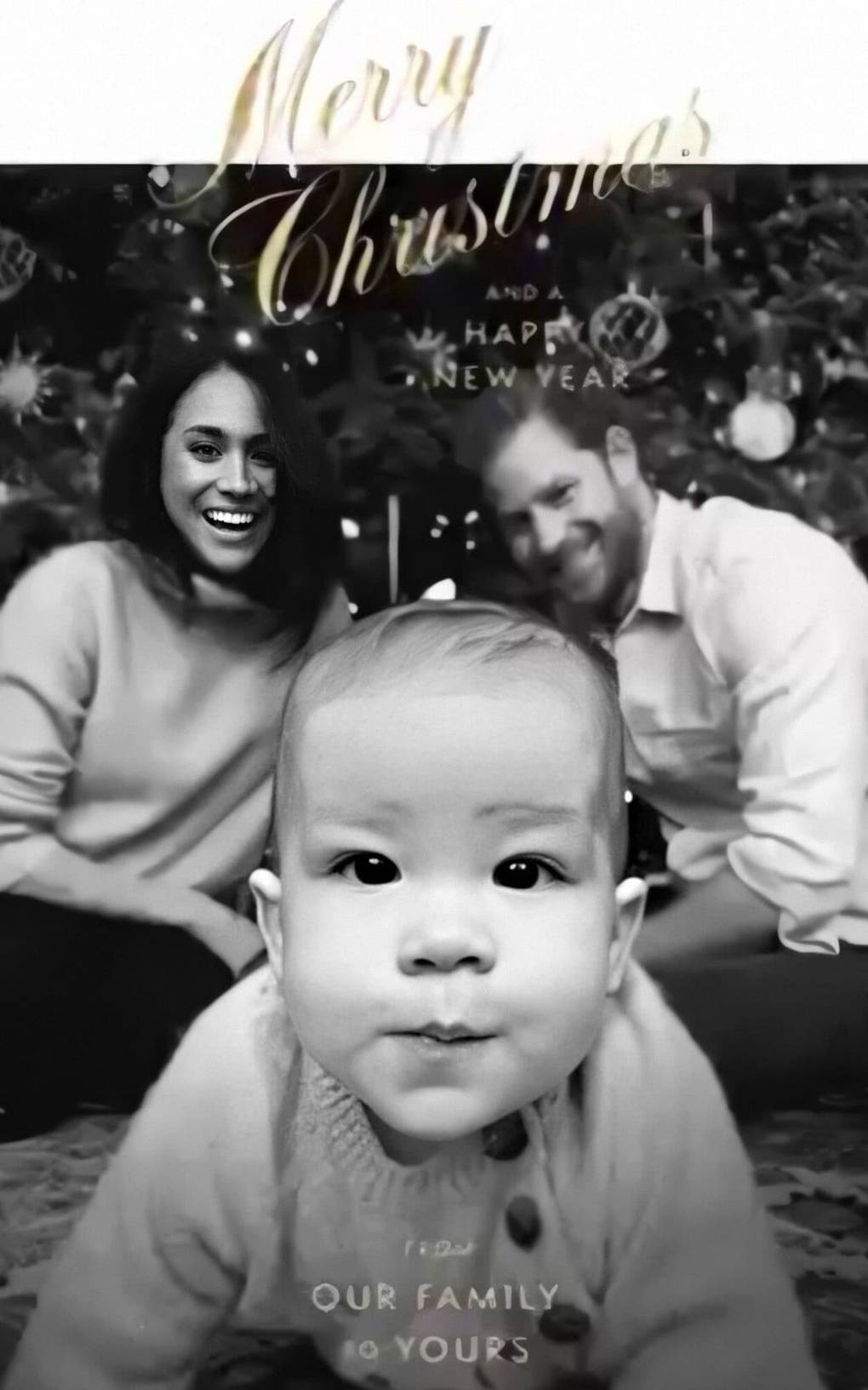 how archie mountbatten windsor spent his first christmas tatler how archie mountbatten windsor spent