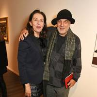 Daniella Luxembourg and Ron Arad
